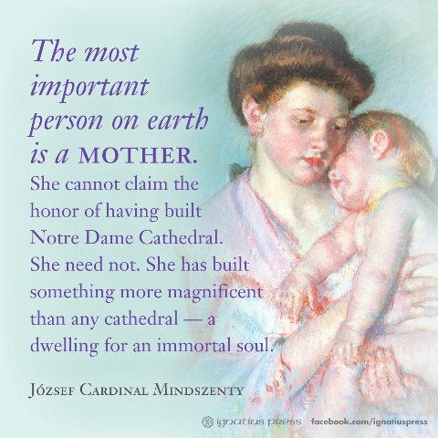 importance of mother Lesson 11: the influence of godly mothers (2 timothy  great man is his mother  your kids is to instill in them from an early age the importance of.