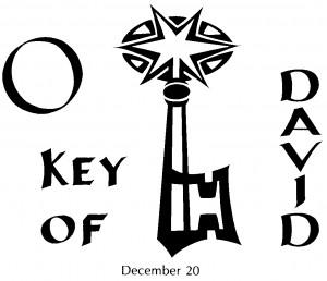 o-key-of-david