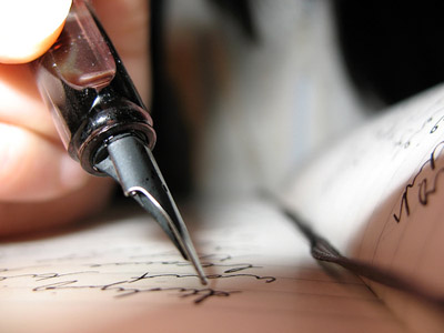 letter-writing