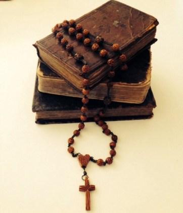 rosary_three books