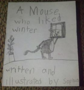 mouse who liked winter