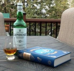 laphroaig_glass_book 4.9.2014-cropped