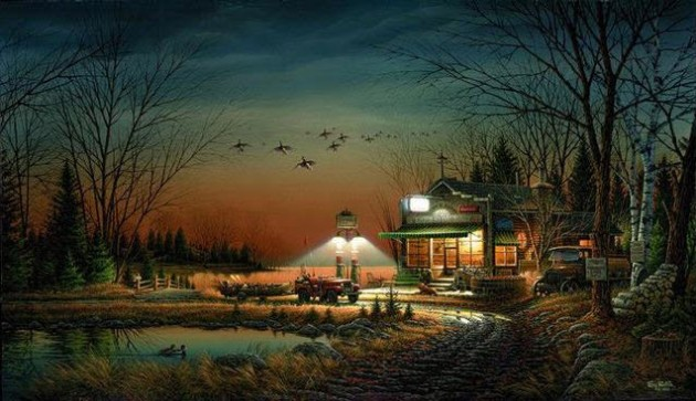 Welcome to Paradise Terry Redlin (1989)