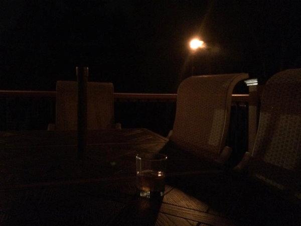 scotch on deck