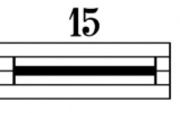 My sheet music looked like this, but with a larger number.
