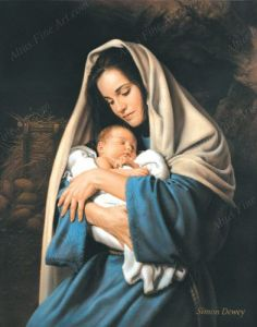mary kept in her heart